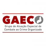 Logomarca do GAECO MPPI
