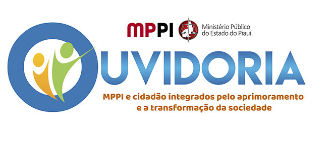 Logotipo da Ouvidoria do MPPI