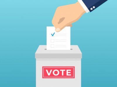 imagem ilustrativa de uma urna de votação